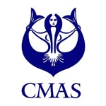 Sunset Diving CMAS Logo