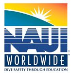 Sunset Diving NAUI Logo
