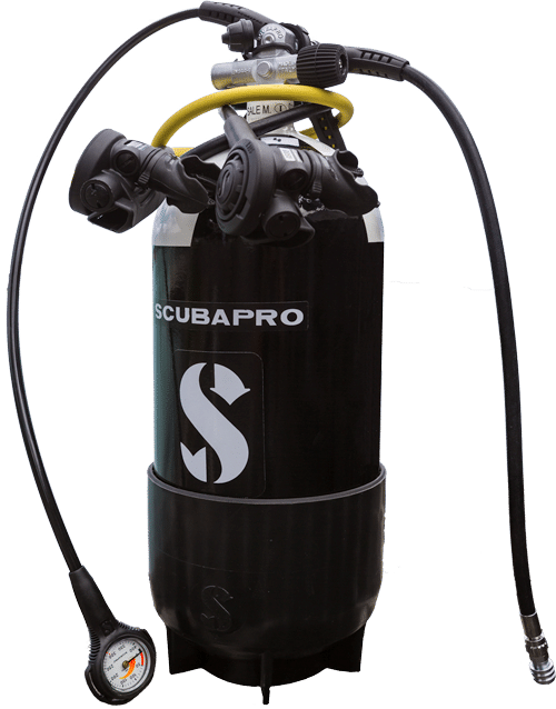 Sunset Diving Scubapro Bottle